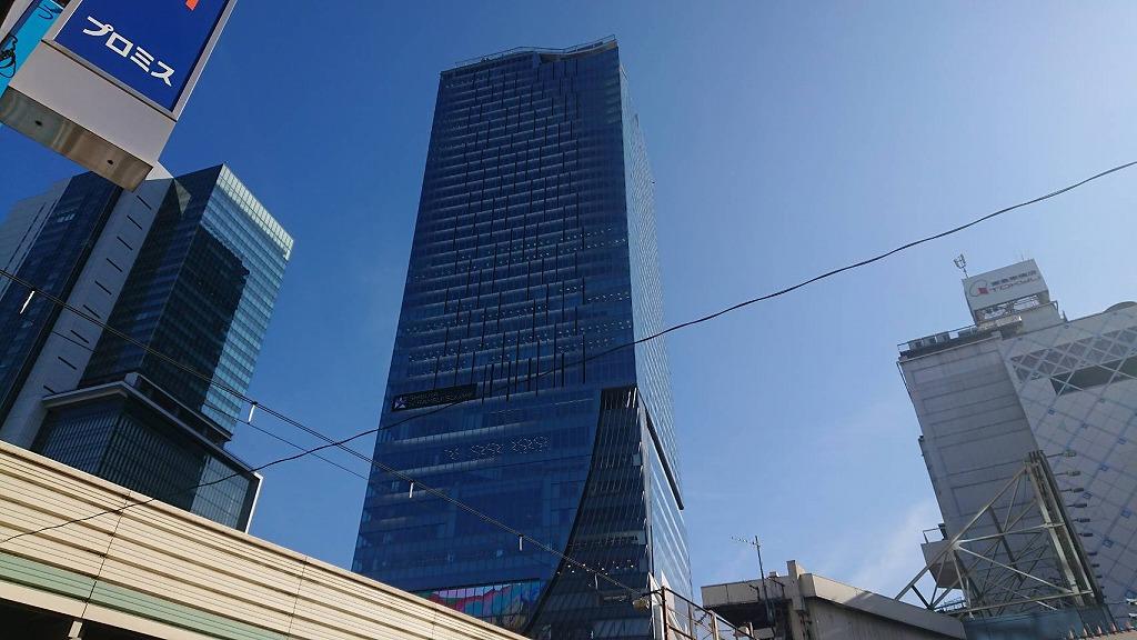 渋谷スクランブルスクエアの写真