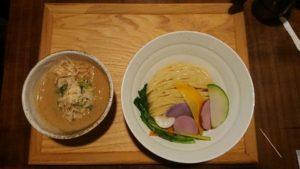 つけ麺の写真
